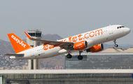 G-EZOK - easyJet Airbus A320 aircraft