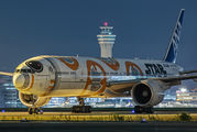 JA789A - ANA - All Nippon Airways Boeing 777-300ER aircraft