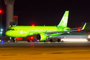 VQ-BDQ - S7 Airlines Airbus A320 NEO aircraft