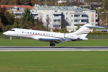 N149LP - Hideca Bombardier BD-700 Global 6000