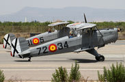 EC-ERP - Fundación Infante de Orleans - FIO Bücker Bü.131 Jungmann aircraft