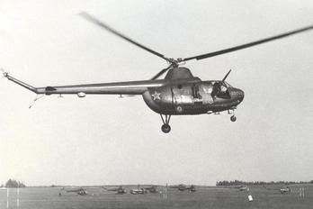 13 - Belarus - DOSAAF Mil Mi-1/PZL SM-1