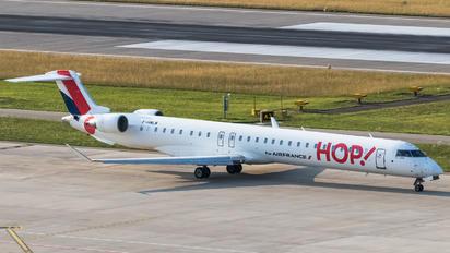 F-HMLM - Air France - Hop! Bombardier CRJ-1000NextGen