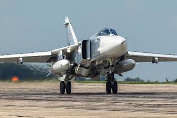 RF-95088 - Russia - Air Force Sukhoi Su-24M