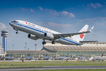 B-7181 - Air China Boeing 737-800