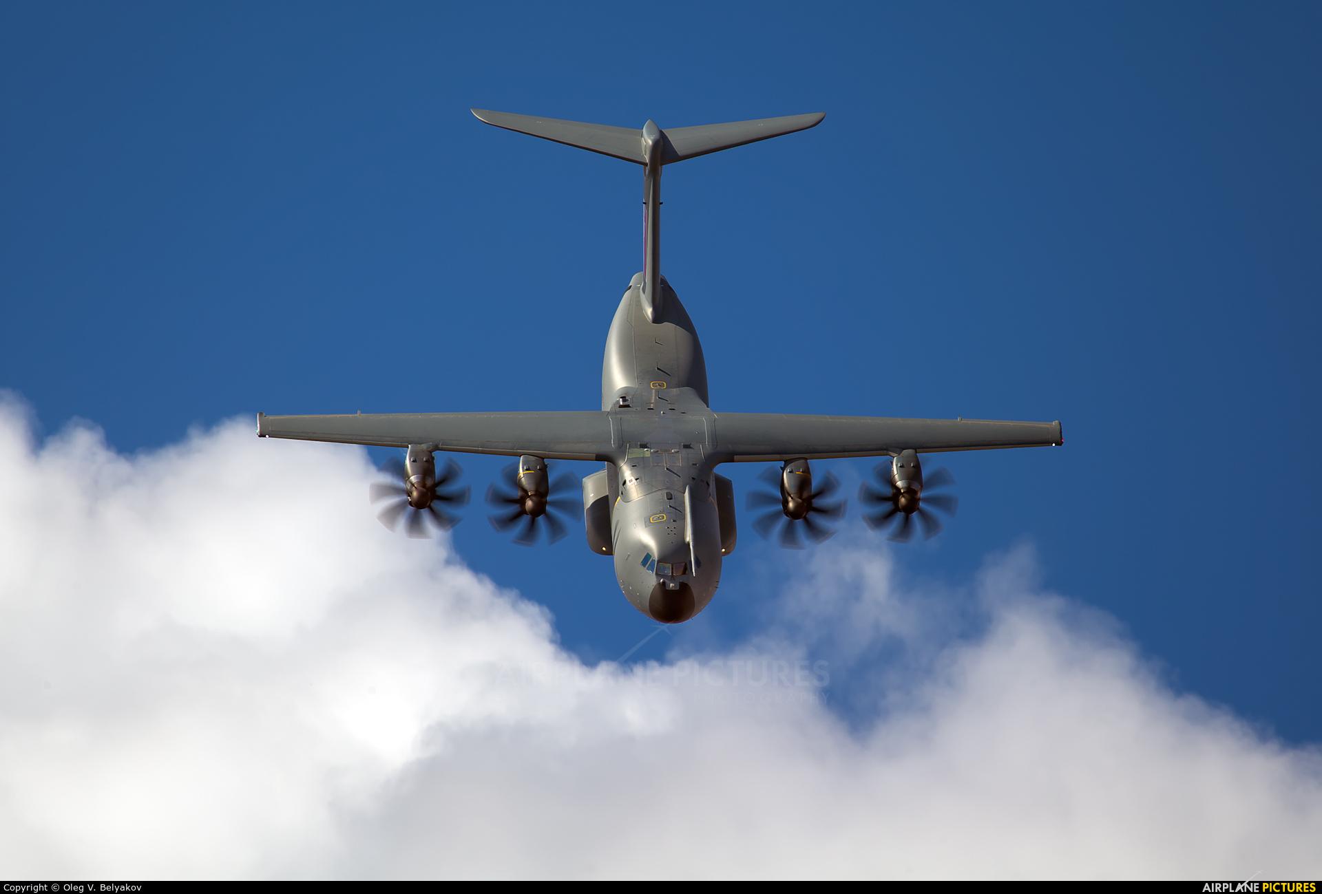 Spain - Air Force EC-400 aircraft at Fairford