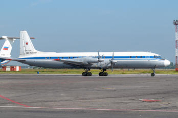 RF-75496 - Russia - Air Force Ilyushin Il-18 (all models)