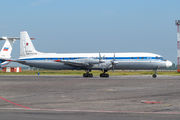 RF-75496 - Russia - Air Force Ilyushin Il-18 (all models) aircraft