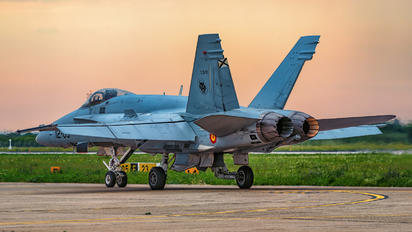 C.15-51 - Spain - Air Force McDonnell Douglas EF-18A Hornet