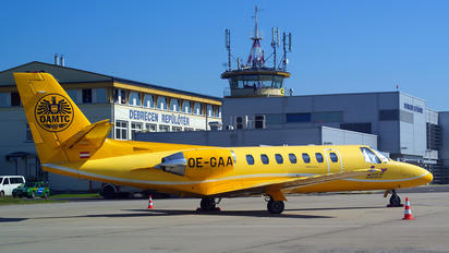 OE-GAA - Tyrol Air Ambulance Cessna 560 Citation V