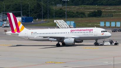 D-AIQM - Germanwings Airbus A320