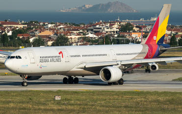 HL7795 - Asiana Airlines Airbus A330-300