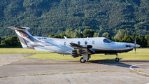 HB-FXO - Private Pilatus PC-12 aircraft