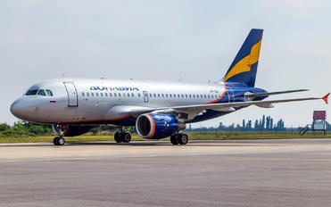 VP-BIV - Donavia Airbus A319