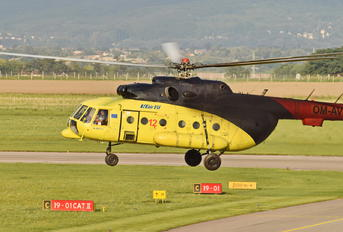 OM-AVB - UTair Europe Mil Mi-8MTV-1