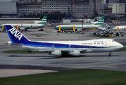 ANA - All Nippon Airways JA8192 image