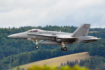 HN-403 - Finland - Air Force McDonnell Douglas F-18C Hornet