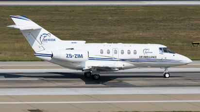 ZS-ZIM -  Hawker Beechcraft 800XP
