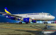 VP-BIV - Donavia Airbus A319 aircraft