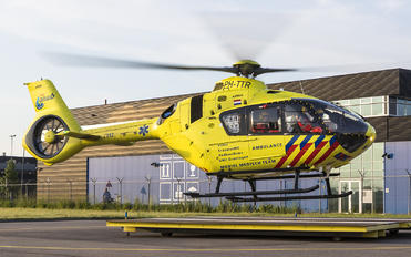 PH-TTR - ANWB Medical Air Assistance Airbus Helicopters H135