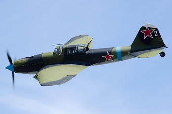 NX112VW - Private Ilyushin Il-2 Sturmovik
