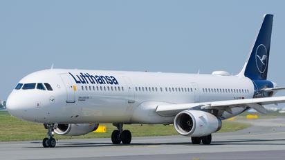 D-AISB - Lufthansa Airbus A321