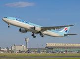 HL7524 - Korean Air Airbus A330-300 aircraft