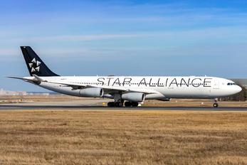 D-AIFF - Lufthansa Airbus A340-300