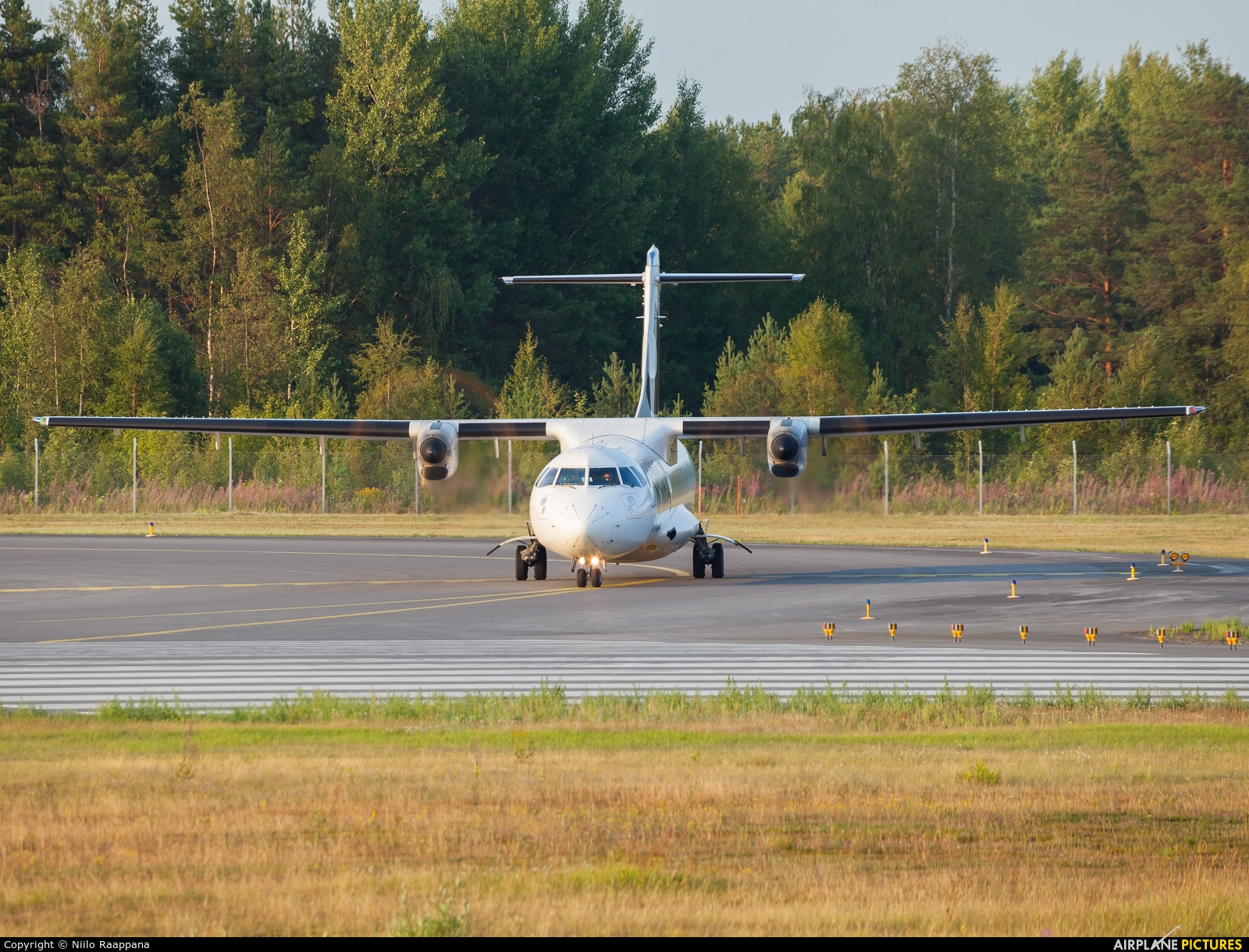 NoRRA - Nordic Regional Airlines OH-ATL aircraft at Oulu