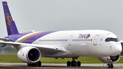 HS-THK - Thai Airways Airbus A350-900