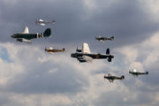 "ZA947 - Royal Air Force ""Battle of Britain Memorial Flight&quot Douglas C-47A Dakota C.3 aircraft"