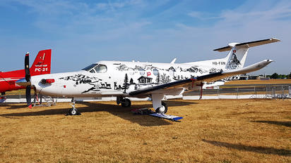 HB-FXN - Private Pilatus PC-12