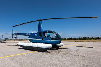 G-NANI - Private Robinson R44 Clipper
