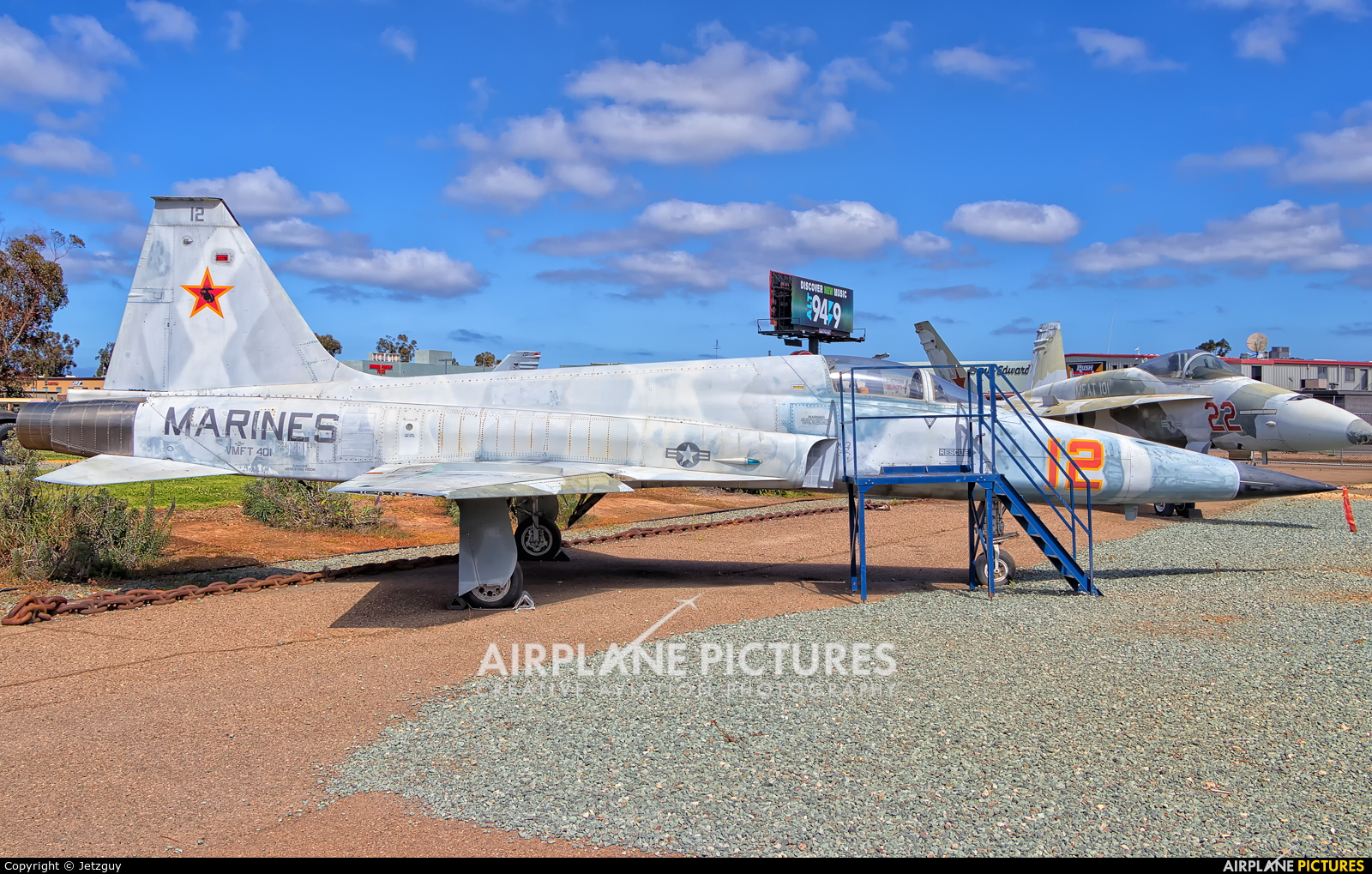 USA - Marine Corps 74-01514 aircraft at Miramar MCAS - Flying Leatherneck Aviation Museum