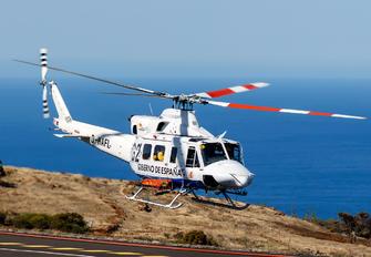 D-HAFL - FAASA Aviación Bell 412EP