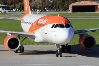 G-EZFI - easyJet Airbus A319