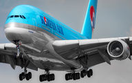HL7627 - Korean Air Airbus A380 aircraft