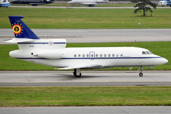 CD-01 - Belgium - Air Force Dassault Falcon 900 series