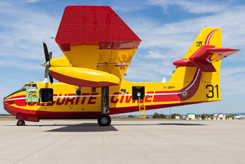 F-ZBFP - France - Sécurité Civile Canadair CL-415 (all marks)
