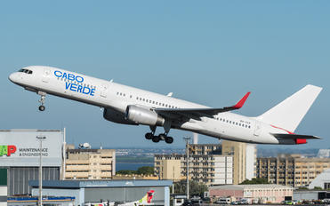 D4-CCF - TACV-Cabo Verde Airlines Boeing 757-200