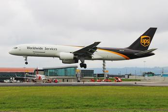 N461UP - UPS - United Parcel Service Boeing 757-200F