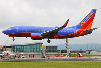 N752SW - Southwest Airlines Boeing 737-700