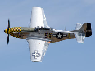 N723FH - Private North American P-51D Mustang