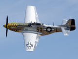 N723FH - Private North American P-51D Mustang aircraft