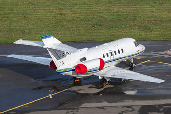 UR-PRT - Windrose Air Raytheon Hawker 800XP
