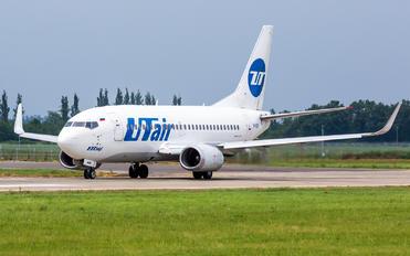 VP-BXR - UTair Boeing 737-500