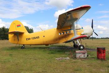 EW-128AB - Belarus - DOSAAF Antonov An-2