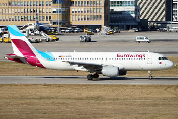 D-ABFR - Eurowings Airbus A320
