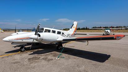 EC-JFC - Private Piper PA-34 Seneca