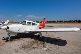 EC-BSI - Panamedia Intl. Flight School Piper PA-28 Cherokee